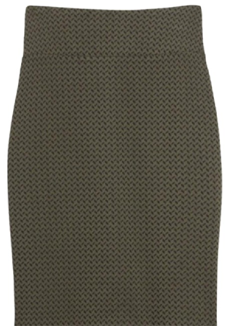 Preload https://img-static.tradesy.com/item/20762800/margaret-m-khaki-pencil-knee-length-skirt-size-8-m-29-30-0-3-650-650.jpg