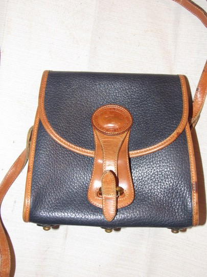 Dooney & Bourke Awl All Line Early D&b Mint Vintage Rare Style Cross Body Bag Image 10