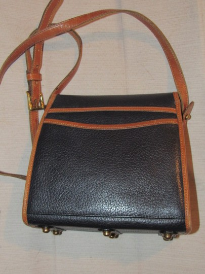 Dooney & Bourke Awl All Line Early D&b Mint Vintage Rare Style Cross Body Bag Image 5