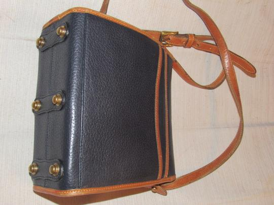 Dooney & Bourke Awl All Line Early D&b Mint Vintage Rare Style Cross Body Bag Image 6