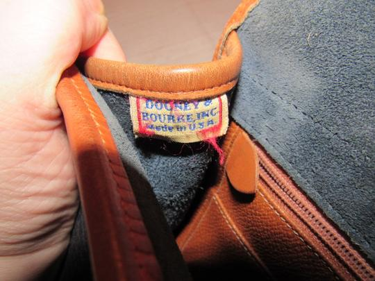 Dooney & Bourke Awl All Line Early D&b Mint Vintage Rare Style Cross Body Bag Image 7