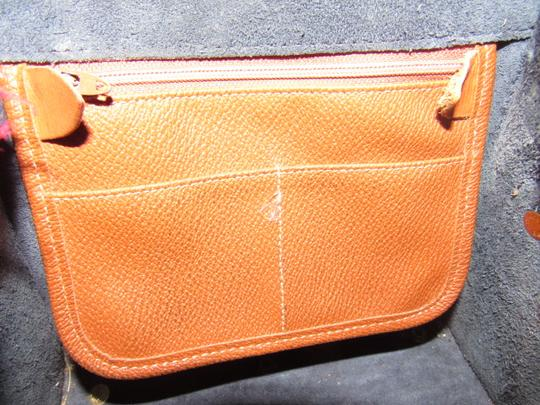Dooney & Bourke Awl All Line Early D&b Mint Vintage Rare Style Cross Body Bag Image 8