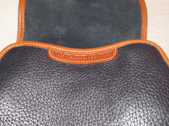 Dooney & Bourke Awl All Line Early D&b Mint Vintage Rare Style Cross Body Bag Image 9