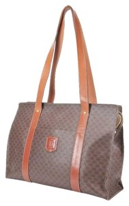 Cline Tote in Brown