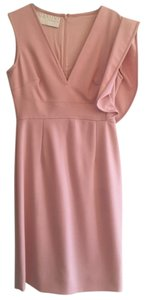Valentino Fitted Rose Italy Dress