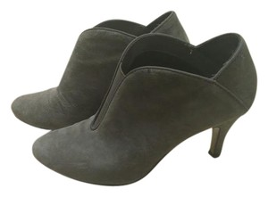 Adrienne Vittadini Ankle Grey Boots