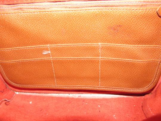 Dooney & Bourke Awl Excellent Vintage Early Rare D&b Style Multiple Pockets Great For Everyday Shoulder Bag Image 4