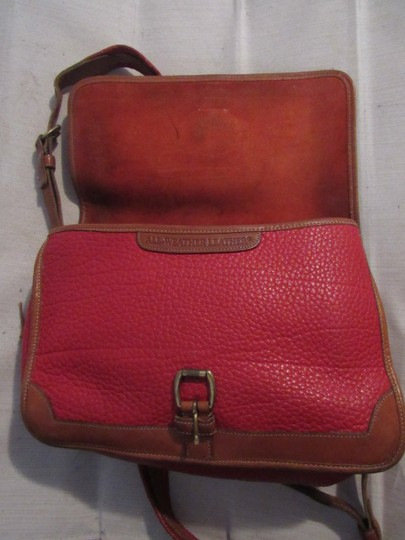 Dooney & Bourke Awl Excellent Vintage Early Rare D&b Style Multiple Pockets Great For Everyday Shoulder Bag Image 6