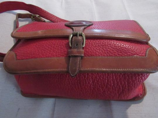 Dooney & Bourke Awl Excellent Vintage Early Rare D&b Style Multiple Pockets Great For Everyday Shoulder Bag Image 7