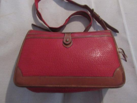 Dooney & Bourke Awl Excellent Vintage Early Rare D&b Style Multiple Pockets Great For Everyday Shoulder Bag Image 9