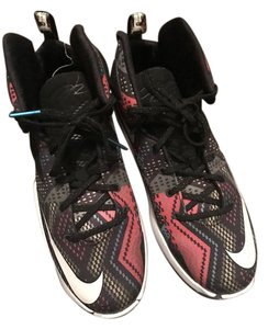 Nike Lebron black and red Athletic