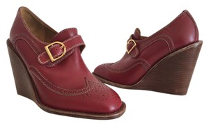 See by Chloé burgundy Boots