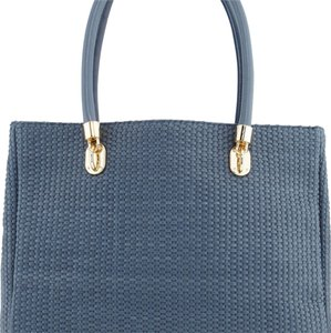 Cole Haan Tote in Atmosphere Blue