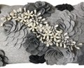 Silver Pearl Piece Hair Accessory Image 0