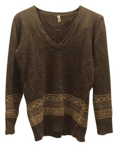 Foreign Exchange Sweater