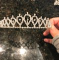 Silver Two For 1 Price Tiara Image 2