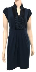 BCBG MAXAZRIA short dress navy on Tradesy