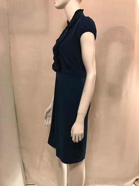 BCBG MAXAZRIA short dress navy on Tradesy Image 2
