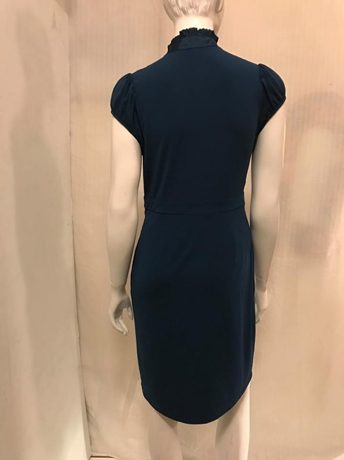 BCBG MAXAZRIA short dress navy on Tradesy Image 4