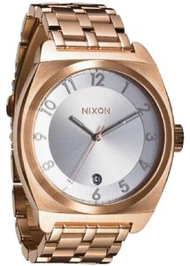 Nixon Nixon Rose Gold Monopoly Watch