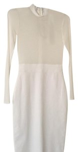 Missguided short dress white on Tradesy