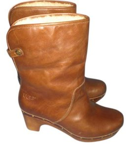 UGG Australia Layna Shearling brown Boots