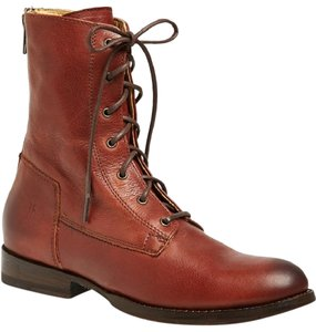 Frye Leather Whiskey Boots