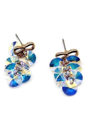 Preload https://img-static.tradesy.com/item/20764416/gold-lovely-bow-swarovski-crystal-earrings-0-1-540-540.jpg