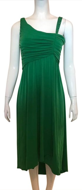 Preload https://img-static.tradesy.com/item/20764471/green-long-formal-dress-size-8-m-0-1-650-650.jpg
