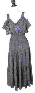 Rebecca Taylor Silk Printed Dress