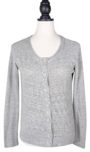 Anthropologie Sparrow Cardigan Knit Wool Sweater
