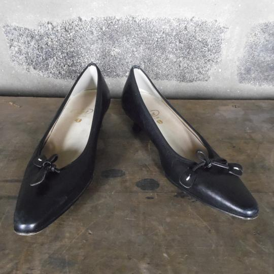 Finest Figini black Pumps Image 1