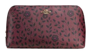 Coach Coach Willow Floral Print Cosmetic Case 22