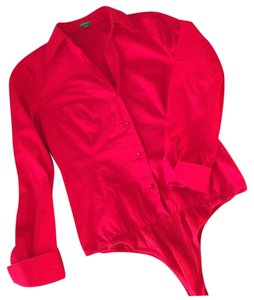 United Colors of Benetton Top Red
