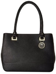 Anne Klein Ak Designer Michael Kors Satchel in Black