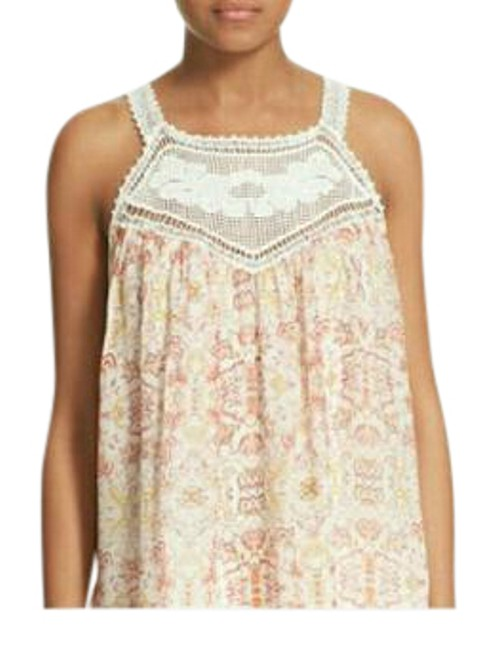 Preload https://img-static.tradesy.com/item/20765258/joie-ivory-and-coral-bayard-crochet-blouse-size-2-xs-0-2-650-650.jpg