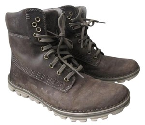 Timberland Sporty Chic Winter Brown Boots