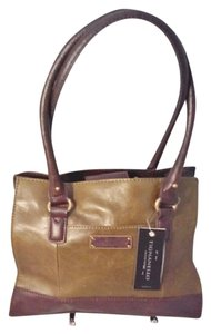 Tignanello Designer Leather Michael Kors Coach Shoulder Bag