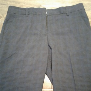 Gap Straight Pants Royal blue and black