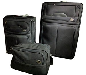 American Tourister black Travel Bag