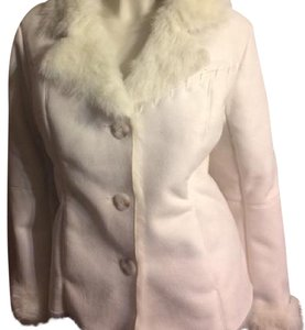 Coldwater Creek Fur Coat