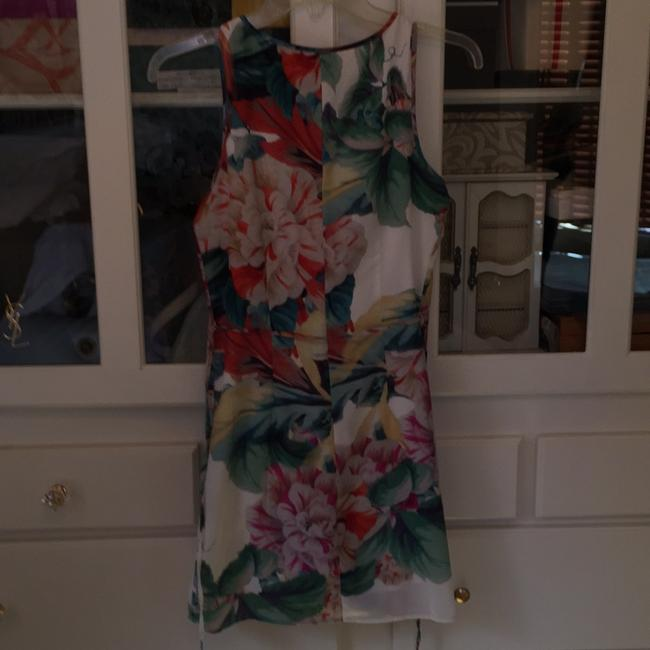 H&M short dress floral multi on Tradesy Image 1