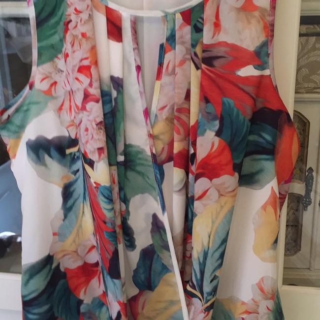 H&M short dress floral multi on Tradesy Image 2