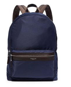 Michael Kors Blue Backpack