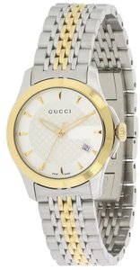 Gucci Guci G-Timeless Stainless Steel Ladies Watch YA126511