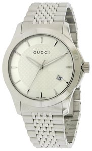 Gucci Guci G Timeless Mens Watch YA126401