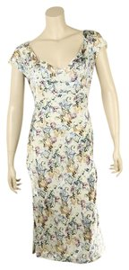 Chloé short dress Multi-Color Chloe Floral on Tradesy