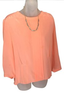 J.Crew Top Dusty Peach