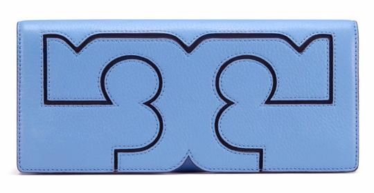 Preload https://img-static.tradesy.com/item/20766482/tory-burch-t-new-tags-purse-blue-leather-clutch-0-1-540-540.jpg