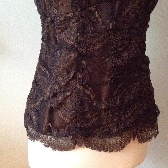 Nanette Lepore Top brown Image 2